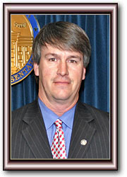 Alabama State Rep Barry Moore