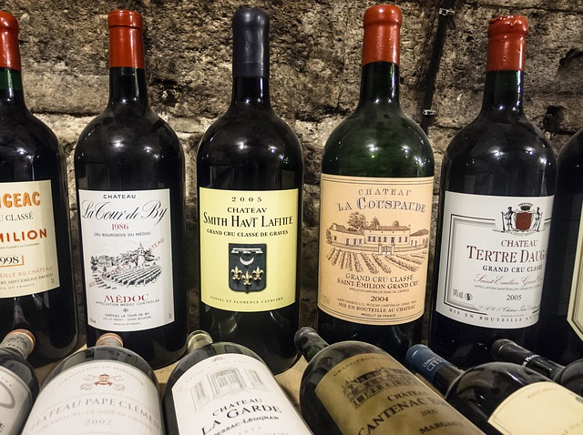 Wine Bottle Exchange Illegal Gambling Online