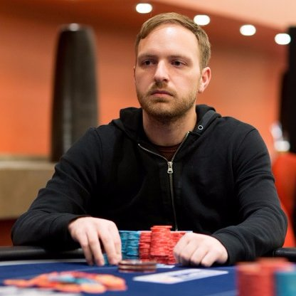 Canadian gambling pro Mike Watson