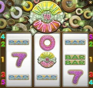 New Mobile Slots Dollars to Donuts