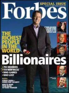 Canada Online Gambling Billionaire Calvin Ayre 2006 Forbes