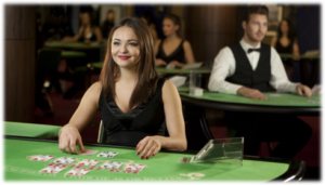 Live Dealer Blackjack Canada