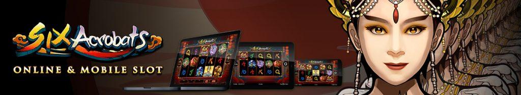 Six Acrobat Online Slot