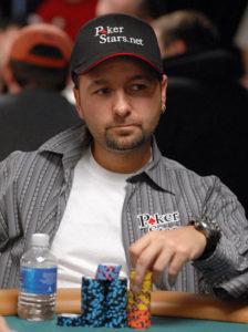 Canadian professional poker payer Daniel Negreanu