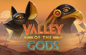 New Mobile Slots Games - Valley of the Gods
