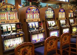 Slots at as Vegas Casinos