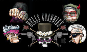 Spooky Halloween Slots - Hells Grannies