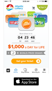 ALC Online Mobile Lottery Games