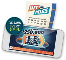 Ontario's New Lottery Game Hit or Miss