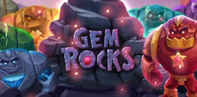 New High Variance Slots by Yggdrasil Gem Rocks Slot
