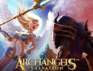 New Netent Slot Archangels Salvation Slot
