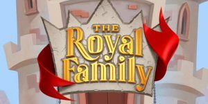 Royal Family Slot new fro Yggdrasil at LeoVegas Mobile Casino