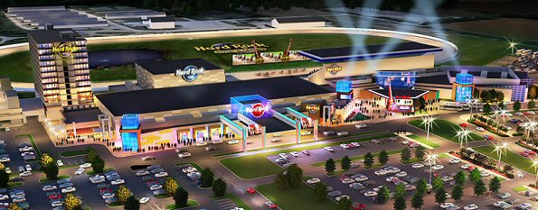 Hard Rock Casino Ottawa Project Rendering