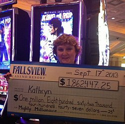 Canadian Casino Winners Kathryn Stokes