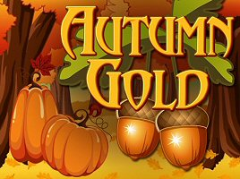 Autumn Gold Fall Themed Online Slots
