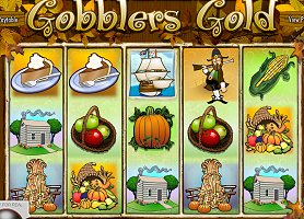 Gobblers Gold Autumn Themed Slots