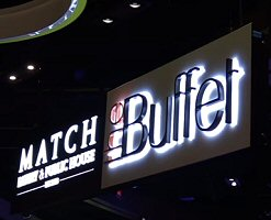 North Bay Casino to Include Gateway's Signature MATCH and The Buffet Eateries