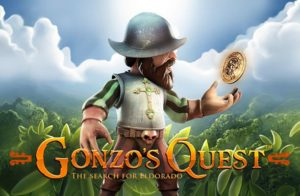 Gonzo's Quest the Search for Eldorado