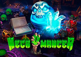 Necromancer VR Slot by Evoplay