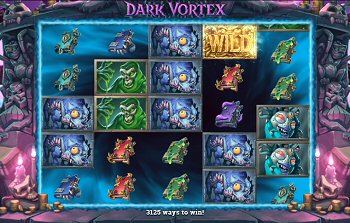 Dark Vortex Slot Review Free Spins