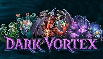 Enter the Dark Vortex with Yggdrasil's new Dark Themed Online Slots