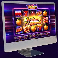 Hot Hot Free Spins in Hot Hot Online Slot at Habanero online casinos