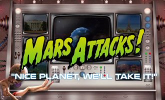 Mars Attacks Online Slot