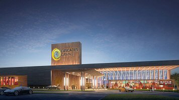 Cascades Chatham Casino now aims for Grand Opening on Canada Day