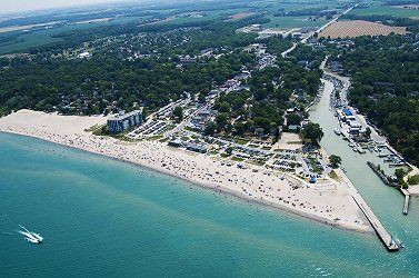 City selects Grand Bend for New Casino in South Huron, Ontario