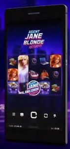 Agent Jane Blonde is Back in Action at Microgaming Mobile Casinos