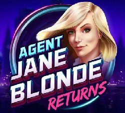"Microgaming Bureaucrats Relieved as ""Agent Jane Blonde Returns"" to Slots Reels"