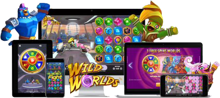 NetEnt goes Super Fly with Fine Feathered Features in Wild Worlds Slot