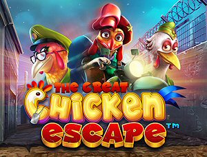 A Platoon of Poultry Flees the Coop in All New Slots from Pragmatic Play