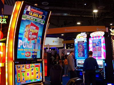 IGT Launches More New Game Show Slot Machines at G2E 2019