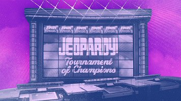 Jeopardy James Returns for Tournament of Champions