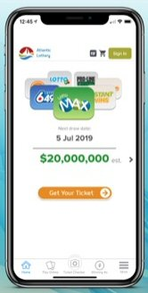 Atlantic Lottery: Play Online, Win for Real with Better Odds on Mobile