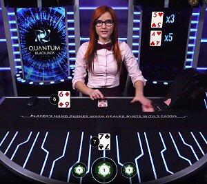 Playtech's Live Quantum Blackjack Reviewed