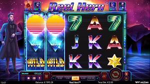 Reel Hero Slot by Wazdan Games