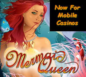RTG Releases Mermaid Queen Slot for Mobile Casinos