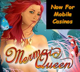RTG Releases Mermaid Queen Slot for Mobile Casinos