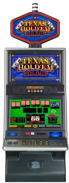 Texas Holdem Fold Up Video Poker