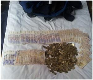 Cash Stolen by UK Fruit Machine Bandits