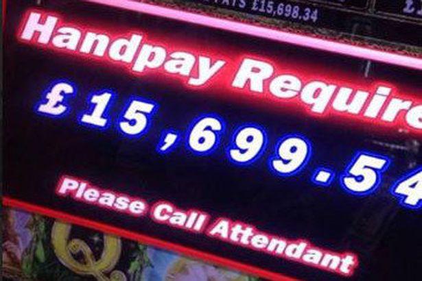 Mom wins 15k Slots Jackpot