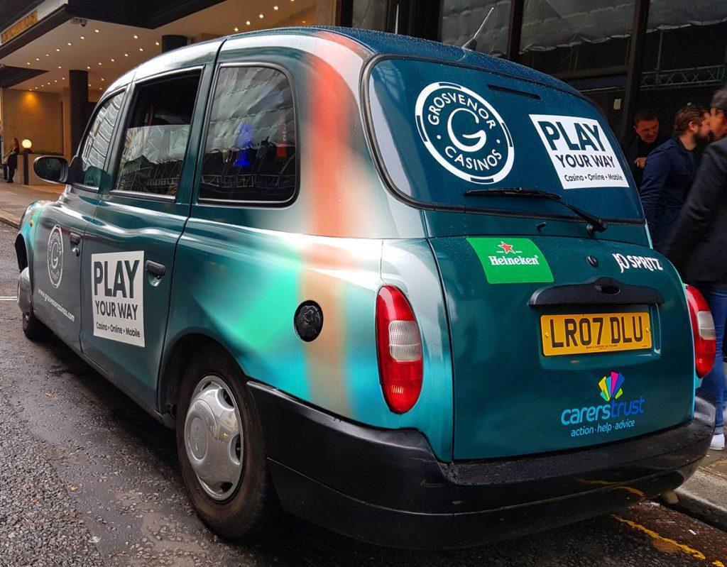 Grosvenor Casino Cab London