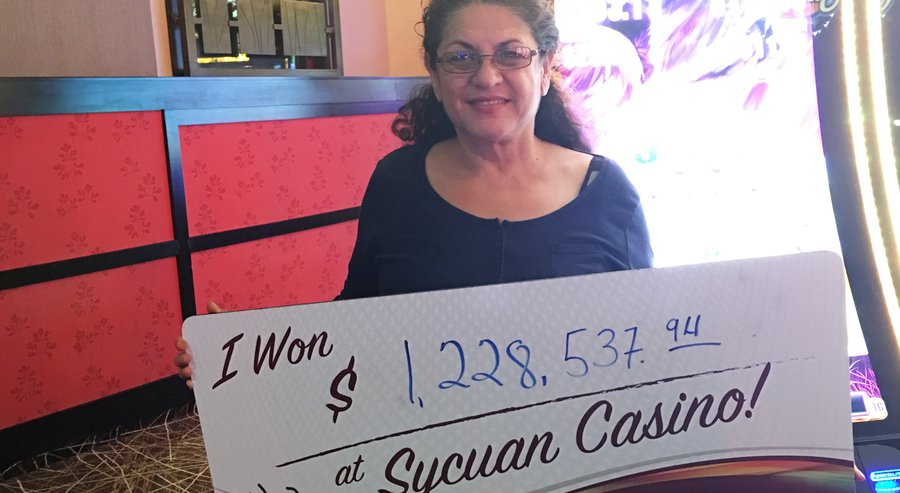 Buffalo Grand Slot makes a Millionaire at Sycuan Casino
