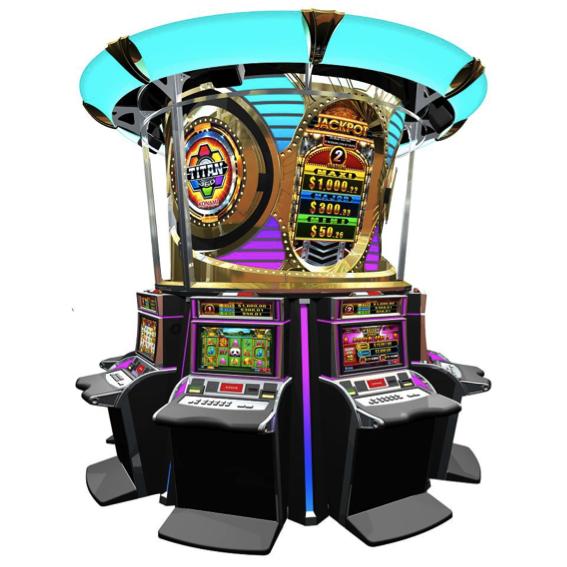 Titan casino slots free
