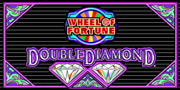 IGT Wheel Of Fortune Double Diamond 3D Video Slot