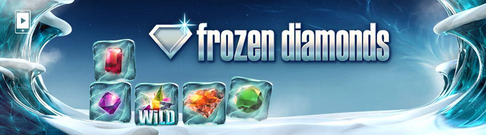 Frozen Diamonds Online Slots