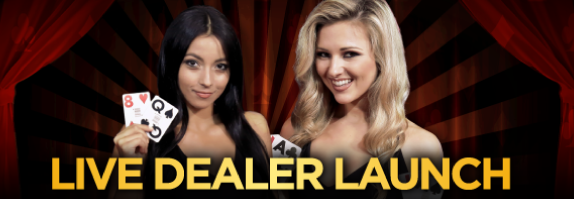 Live Dealer Casino Games launch in New Jersey at Golden Nugget Online