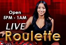 Live Dealer Roulette at Golden Nugget Casino